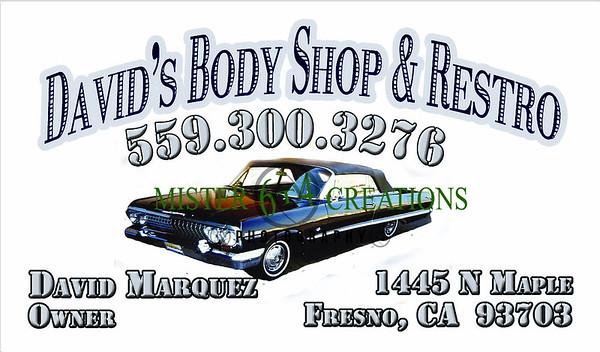David's Body Shop & Restro