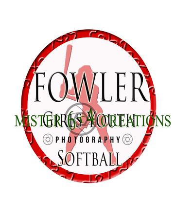 Fowler Girls Youth Softball