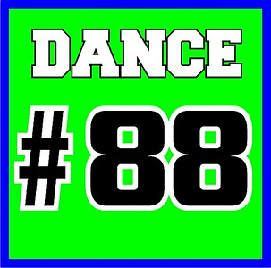 Dance 88. X's and O's