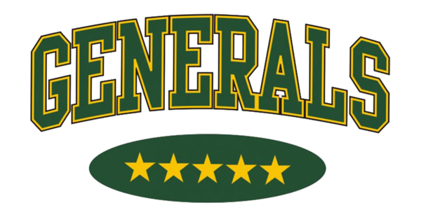 Red Bank Generals PW AA