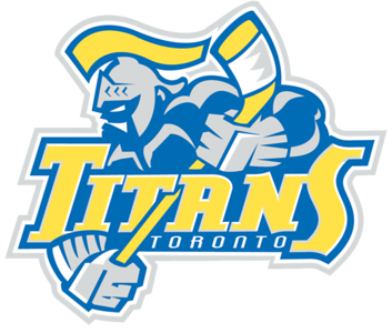 Toronto Titans (PeeWee AAA)