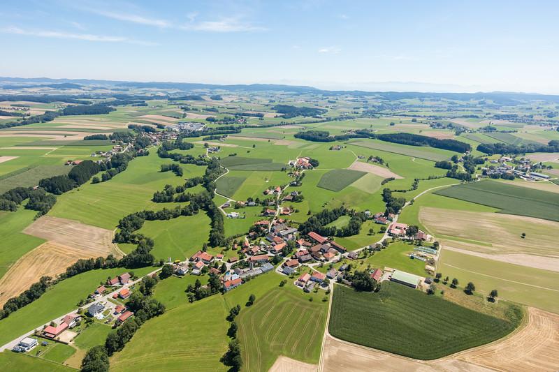 03 Gemeinde Lohnsburg - Gunzing Richtung Magetsham