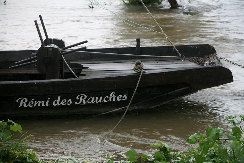 Rémi des Rauches, à Jargeau.
