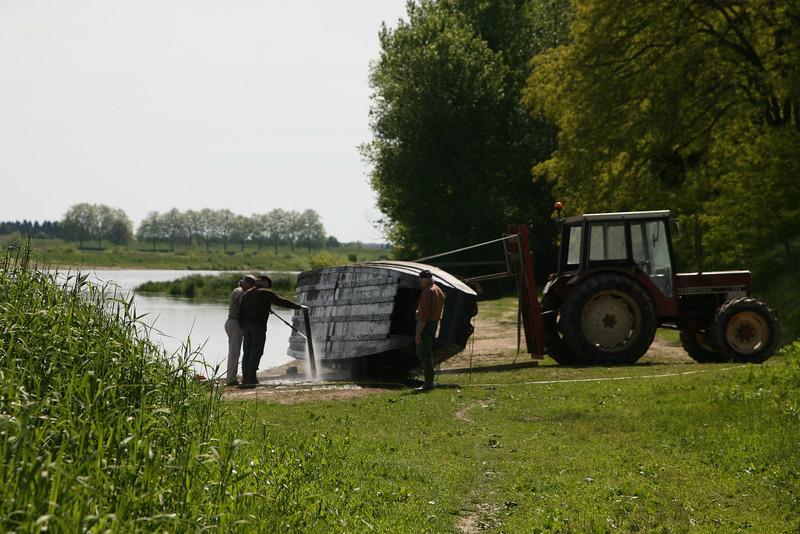 Bou d' Loire, à Bou.
