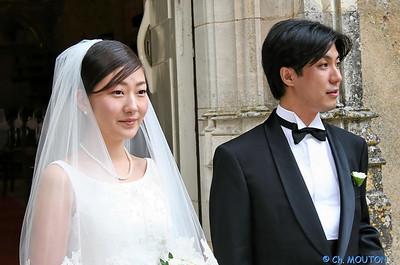 Mariage japonais La Verrerie 3152 C-Mouton