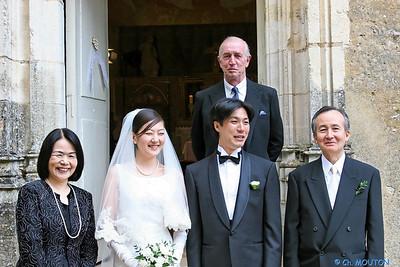 Mariage japonais La Verrerie 3161 C-Mouton