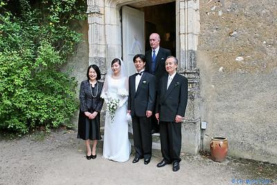 Mariage japonais La Verrerie 3163 C-Mouton