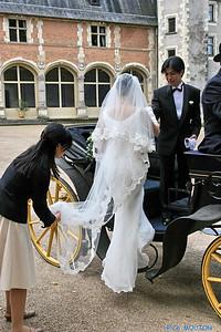 Mariage japonais La Verrerie 3165 C-Mouton