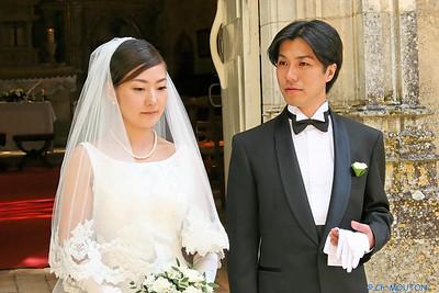Mariage japonais La Verrerie 3154 C-Mouton