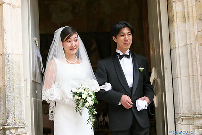Mariage japonais La Verrerie 3150 C-Mouton