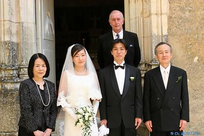 Mariage japonais La Verrerie 3158 C-Mouton