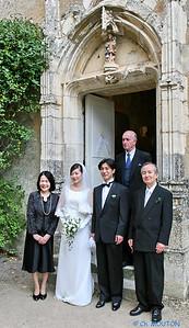Mariage japonais La Verrerie 3164 C-Mouton
