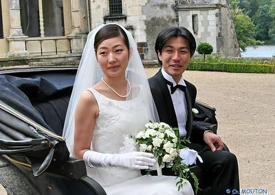 Mariage japonais La Verrerie 3168 C-Mouton