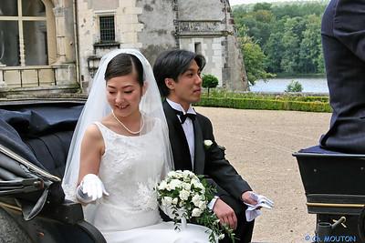 Mariage japonais La Verrerie 3167 C-Mouton