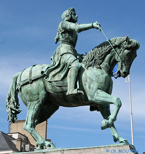 Jeanne d'Arc 10 C-Mouton