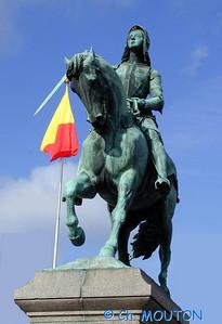 Jeanne d'Arc 15 C-Mouton