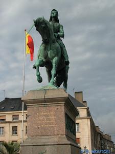 Jeanne d'Arc 2 C-Mouton