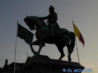 Jeanne d'Arc 20 C-Mouton