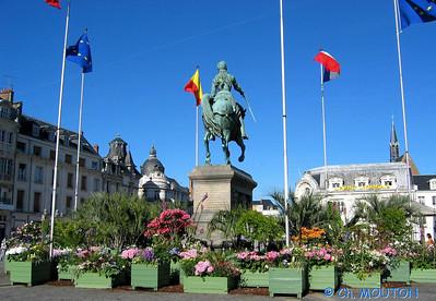 Jeanne d'Arc 11 C-Mouton