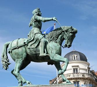 Jeanne d'Arc 9 C-Mouton