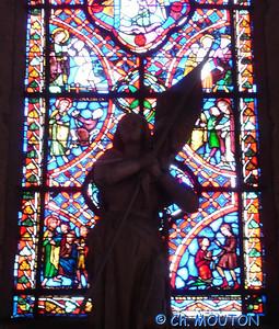 Jeanne d'Arc cathedrale Tours 10 C-Mouton