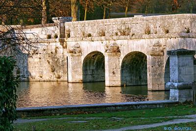 Pont à Chambord 4111 C-Mouton
