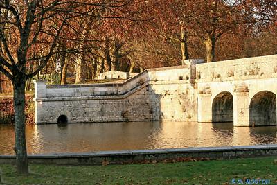 Pont à Chambord 4112 C-Mouton