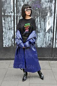 Street style, Spring Summer 2019, London Fashion Week