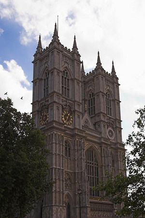 Westminster Abbey London
