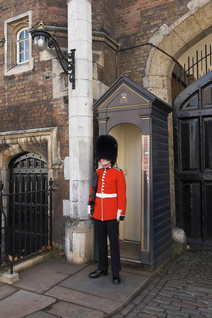 Queen's Guard London