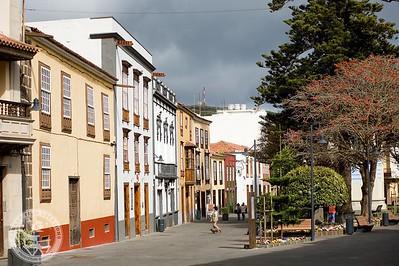 ESPAÑA. CIUDADES PATRIMONIO DE LA HUMANIDAD. SAN CRISTÓBAL DE LA LAGUNA. Plaza de la Concepción.