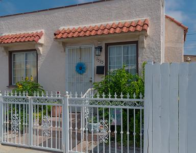 Historical Bungalows Long Beach