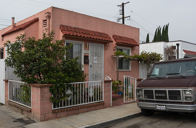 Historical Bungalows Long Beach