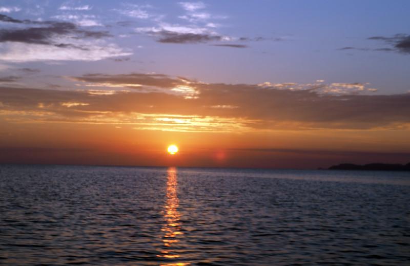 MORNNG SUNRISE IN LORETO