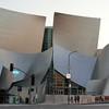 THE DISNEY CONCERT HALL - LOS ANGELES, CA
