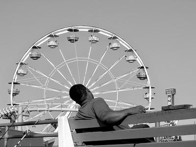 Santa Monica Pier [ Santa Monica, California ] 2007