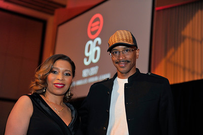 "LOS ANGELES URBAN LEAGUE HONORS EARVIN ""MAGIC"" & COOKIE JOHNSON.THE MAGIC OF GIVING 44TH ANNUAL WHITNEY M. YOUNG JR. ARWDS DINNER AT THE HOLLYWOOD HIGHLAND COMPLEX ON FRIDAY APRIL 21, 2017PHOTOS BY VALERIE GOODLOE"