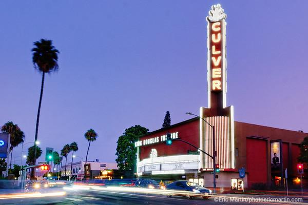 LOS ANGELES. CULVER CITY. KIRK DOUGLAS THEATRE