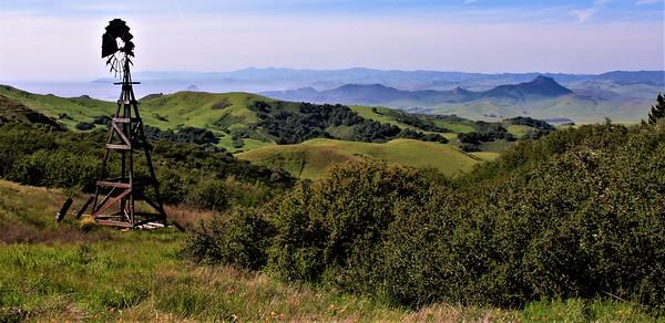 Near San Luis Obispo, CA