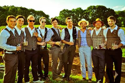 Ben & Gwen's Countryside Wedding ~ 2012, Flint Hill VA