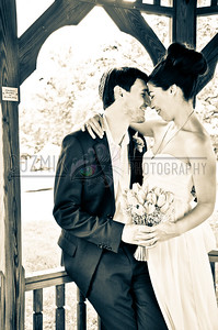 Alex & Andrea ~ 2012, Wood End Sanctuary, Chevy Chase MD