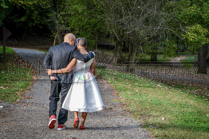 Joelle & Fred - Rock Creek Park, DC