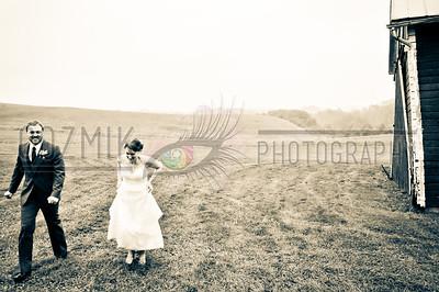 Laura & Tony's Barnyard Wedding ~ 2011, MD
