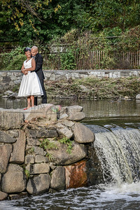 Joelle & Fred - 2013, Rock Creek Park, DC