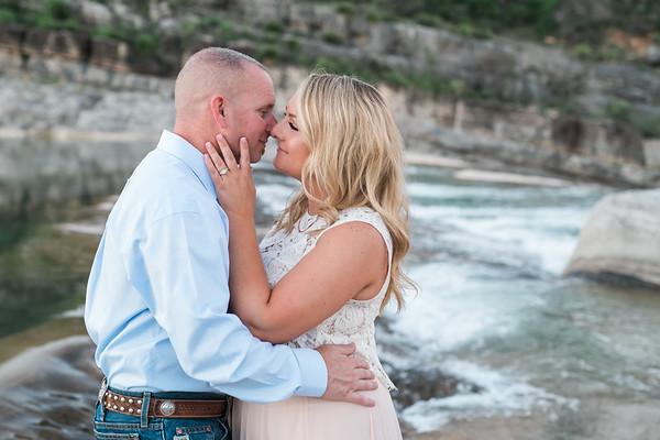 Jennifer & Bruce Engaged