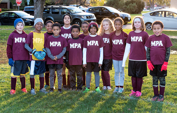 LOWER SCHOOL SOCCER SEMI FINALS  2016