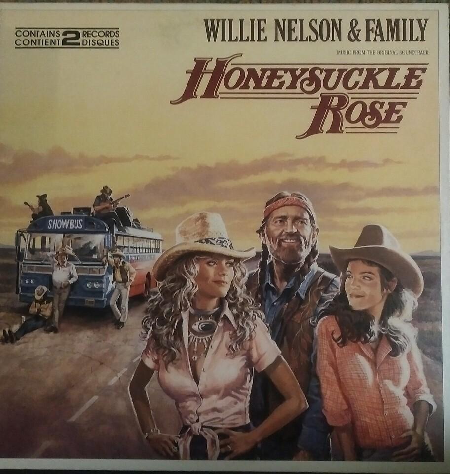 Willie Nelson - Half Nelson  Double Album