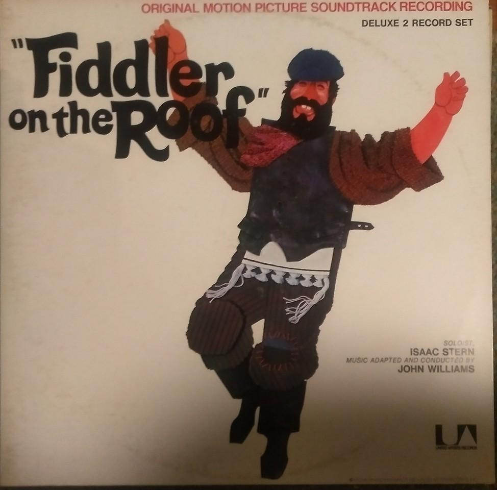 $2 John Williams - Fiddler on the Roof    Double Album