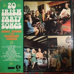 Barry O'Dowd & The Shamrock Singers - 20 Irish Party Songs