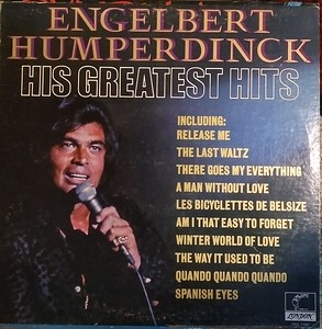 Englebert Humperdinck - His Greatest Hits